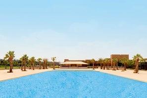 Maroc-Marrakech, Hôtel Splashworld Aqua Mirage 4*