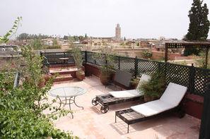 Maroc - Marrakech, Riad Dromadaire Bleu