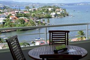 Martinique-Fort De France, Hôtel La Villa Melissa