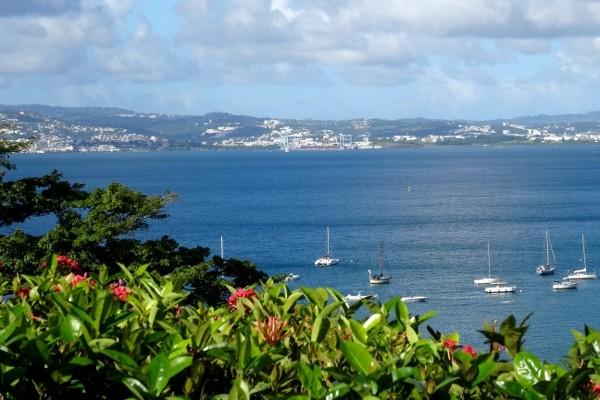 Mer - Panoramic Résidence hôtelière Panoramic3* Fort De France Martinique