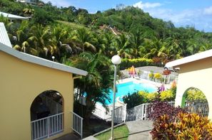 Martinique-Fort De France, Résidence hôtelière Villa Bleu Marine