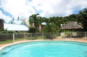 Martinique - Fort De France, Résidence locative Antilles Liberté-Studio 1 pièce/piscine commune pour 2 pers