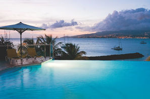 Martinique - Fort De France, Hôtel Bakoua 4*