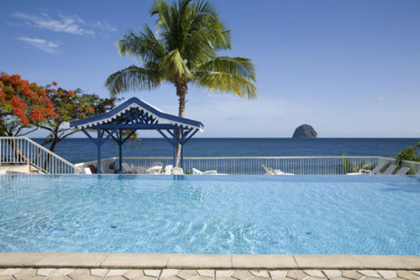 Hotel diamant beach fort de france martinique promovacances for Boutique hotel martinique