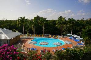 Martinique-Fort De France, Hôtel Karibea Resort Sainte-Luce Les Amandiers 3* + Location de voiture