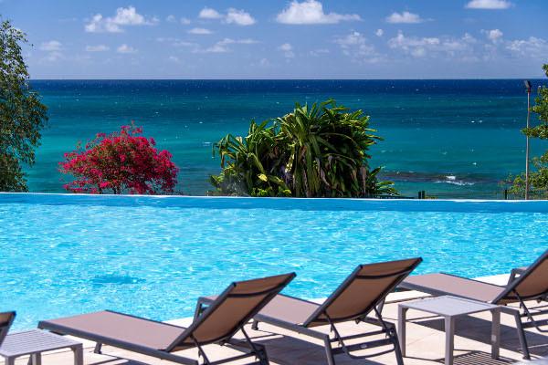 Piscine - Karibea Sainte Luce Hotel Karibea Sainte Luce3* Fort De France Martinique