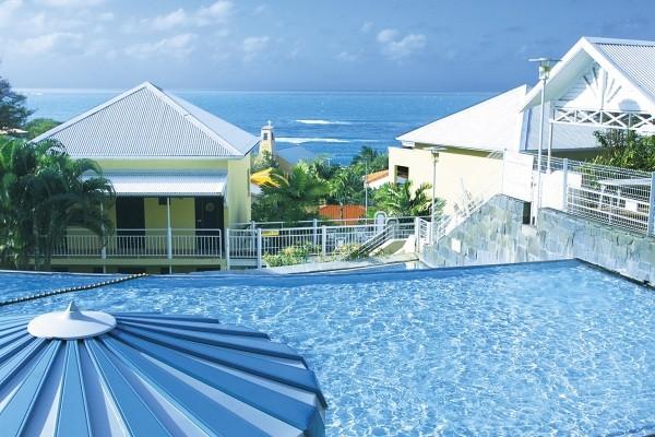 piscine - La Goelette Résidence hôtelière La Goelette Fort De France Martinique