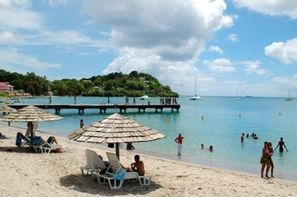 Martinique-Fort De France, Hôtel Bambou 2*