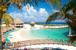 Mexique-Cancun, Hôtel Occidental at Xcaret Destination 5*