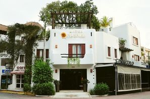 Mexique - Cancun, Hôtel Quinto Sol 3*