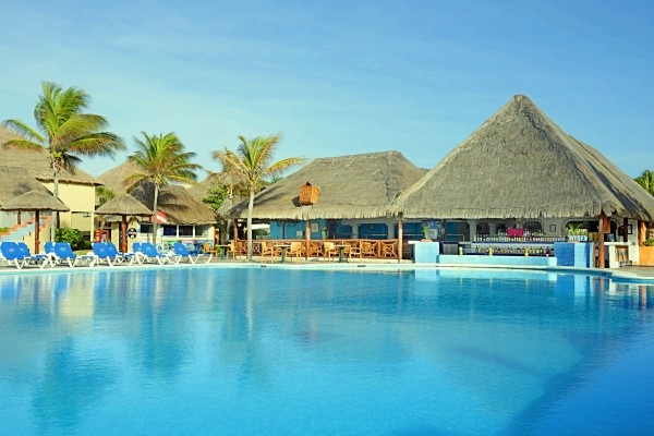 Bar Piscine - Allegro Playacar Resort Hotel Allegro Playacar All Inclusive Resort		4* Cancun Mexique