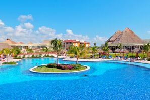 Mexique-Cancun, Hôtel Gran Bahia Principe Coba 5*