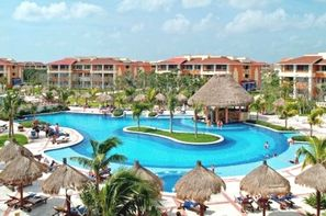 Mexique - Cancun, Hôtel Grand Bahia Principe Coba