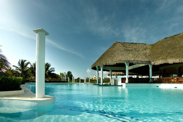 Piscine - Grand Palladium Riviera Resort & Spa Hôtel Grand Palladium Riviera Resort & Spa5* Cancun Mexique