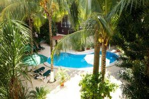 Mexique-Cancun, Hôtel Hacienda Paradise 3* sup