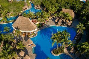 Mexique-Cancun, Hôtel Iberostar Paraiso Beach 5*