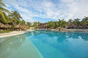 Mexique-Cancun, Hôtel Iberostar Paraiso Maya 5*