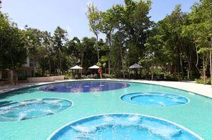 Mexique-Cancun, Hôtel Luxury Bahia Principe Sian Ka'an Don Pablo Collection 5*