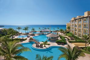 Mexique-Cancun, Hôtel Now Jade Riviera Cancun 5*
