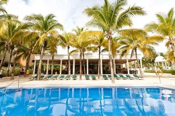 Piscine - Riu Lupita Hôtel Riu Lupita5* Cancun Mexique