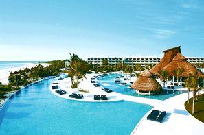 Mexique-Cancun, Hôtel Secrets Maroma Beach Riviera Cancun 5* Luxe