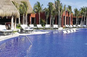 Mexique-Cancun, Hôtel Zoetry Paraiso De La Bonita Riviera Maya 5*
