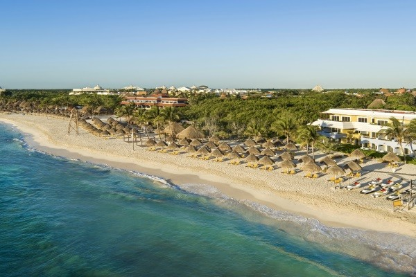 plage - Iberostar Paraiso Del Mar Hôtel Iberostar Paraiso Del Mar5* Cancun Mexique