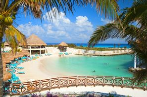 Mexique-Cancun, Hôtel Occidental Grand Xcaret 5*