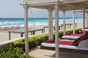 Mexique-Cancun, Hôtel Sandos Cancun Luxury Resort 5*