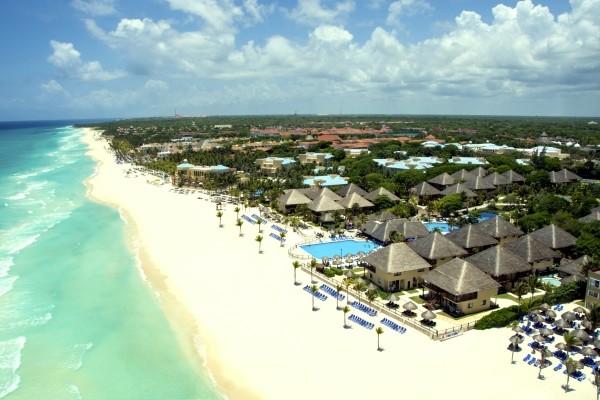 Vue panoramique - Allegro Playacar Resort Hôtel Allegro Playacar Resort4* Cancun Mexique