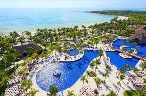 Mexique - Cancun, Hôtel Barcelo Maya Beach 5*