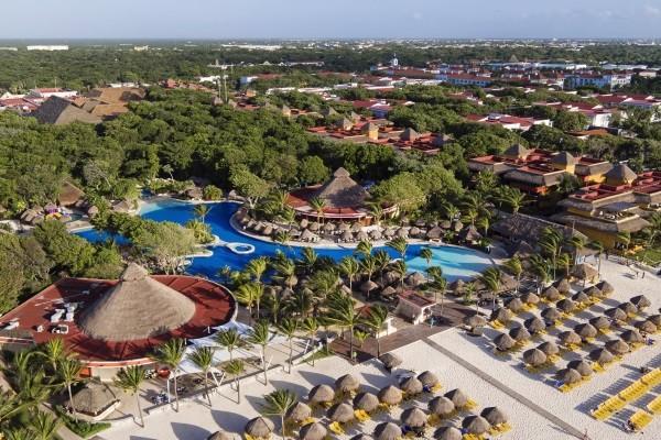 vue panoramique - Iberostar Quetzal Hôtel Iberostar Quetzal5* Cancun Mexique