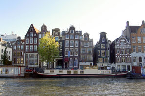Pays Bas-Amsterdam, Hôtel Hampshire Eden 3*