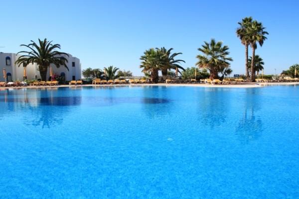 piscine - Golden Club Cabanas Hôtel Golden Club Cabanas3* Faro Portugal