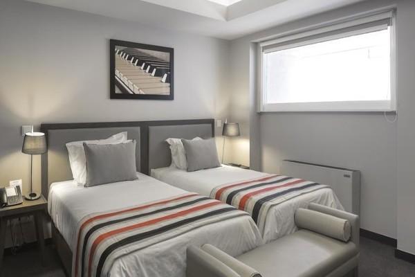 chambre - Do Chiado Hotel Do Chiado4* Lisbonne Portugal
