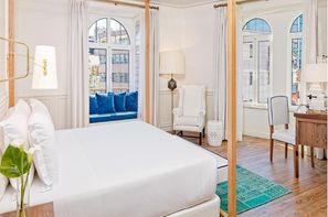 Portugal-Lisbonne, Hôtel H10 Duque De Loulé 4*