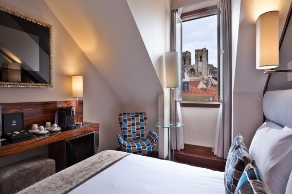 chambre - Turim Terreiro Do Paço Hôtel Turim Terreiro Do Paço4* Lisbonne Portugal