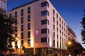 Portugal-Lisbonne, Hôtel Neya Lisboa 4*