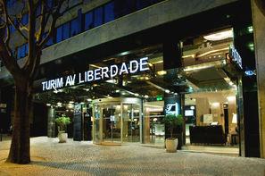 Portugal-Lisbonne, Hôtel Turim Avenida Da Liberdade 4*