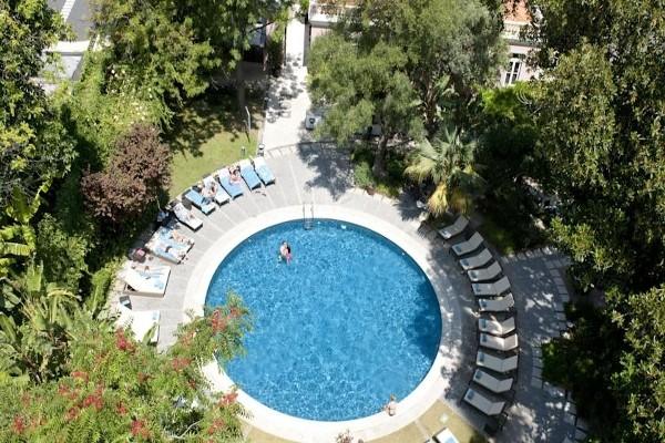 piscine - Tivoli Jardim Hotel Tivoli Jardim4* Lisbonne Portugal