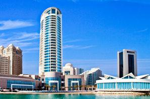 Qatar-Doha, Hôtel Hilton Doha 5*