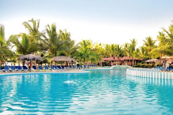 Vue de la piscine - Viva Wyndham Tangerine Hôtel Viva Wyndham Tangerine4* Puerto Plata Republique Dominicaine