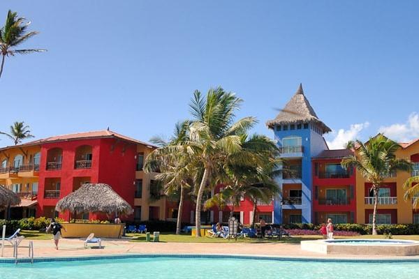 Vue extérieure - Maxi Club Tropical Princess Hôtel Maxi Club Tropical Princess4* Punta Cana Republique Dominicaine