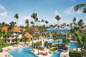 Republique Dominicaine-Punta Cana, Hôtel Dreams Palm Beach Punta Cana 5*