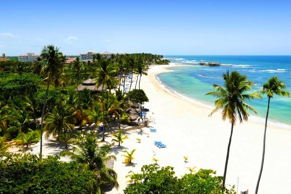 Plage - Barcelo  Capella Beach Hôtel Barcelo  Capella Beach3* Punta Cana Republique Dominicaine