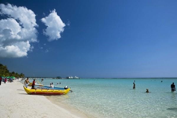 plage - Bellevue Dominican Bay Hôtel Bellevue Dominican Bay3* Punta Cana Republique Dominicaine