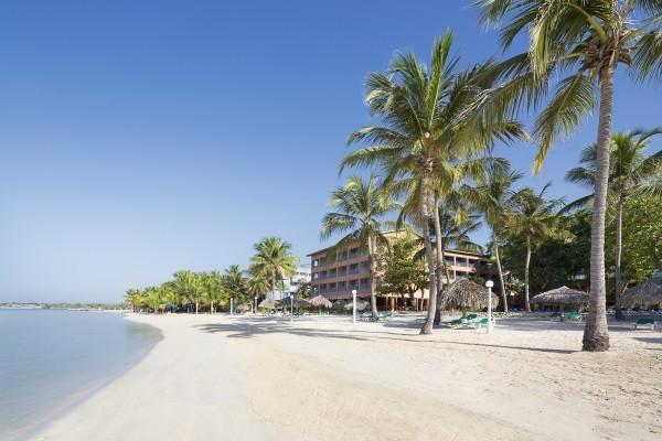 Plage - Don Juan Beach Resort Hotel Don Juan Beach Resort4* Punta Cana Republique Dominicaine