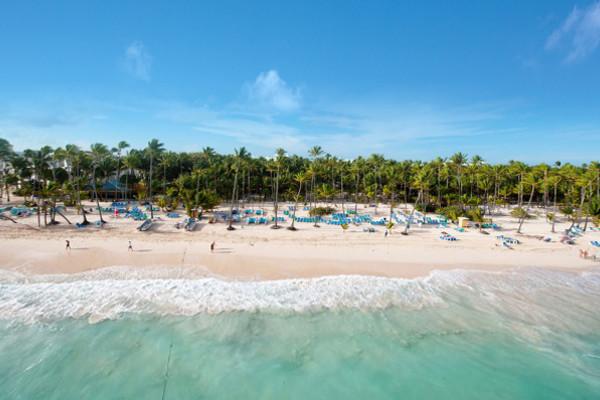 Plage - Riu Naiboa Hôtel Riu Naiboa4* Punta Cana Republique Dominicaine