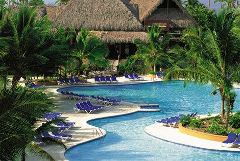 Piscine - Oasis Canoa Hôtel Oasis Canoa4* Saint Domingue Republique Dominicaine