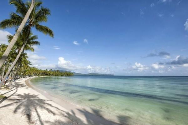 Plage - Maxi Club Grand Paradise Samana Hôtel Maxi Club Grand Paradise Samana4* Samana Republique Dominicaine